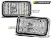 Повторители поворота VW Golf 1/Golf 2/Jetta 2/Corrado chrome