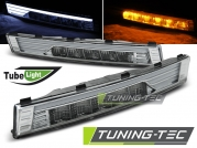 Поворотники VW Passat B6 chrome led
