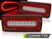Задние фонари RED WHITE LED SEQ для Mercedes G W463