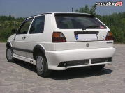 Задний бампер ST-1 VW Golf 2