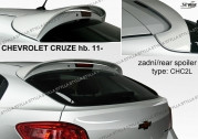 Спойлер для Chevrolet Cruze hatchback