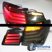 Задние фонари Chevrolet Cruze BMW style led black