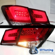 Задние фонари Chevrolet Cruze SN type led red white