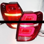 Задние фонари Chevrolet Captiva red led
