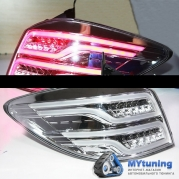 Задние фонари Chevrolet Cruze Benz style led white