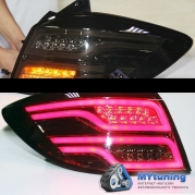 Задние фонари Chevrolet Cruze Benz style led black