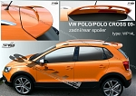 Спойлер для Volkswagen Polo Cross