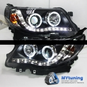 Передние фары Subaru Forester daylight LD type