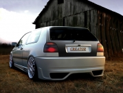 Задний бампер ST-2 VW Golf 3